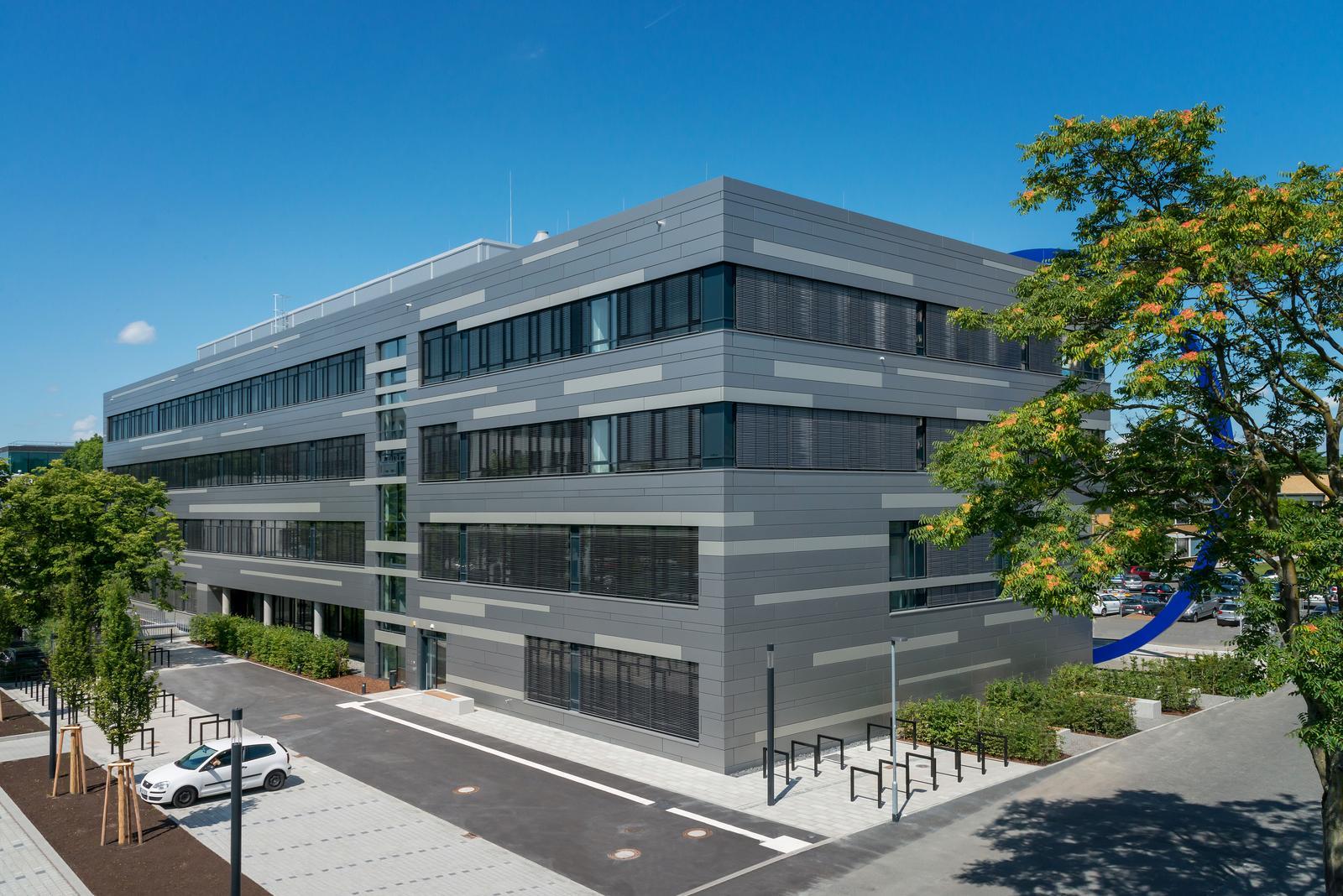 Neubau Chemie- und Biotechnologie- Hochschule Darmstadt / University ...